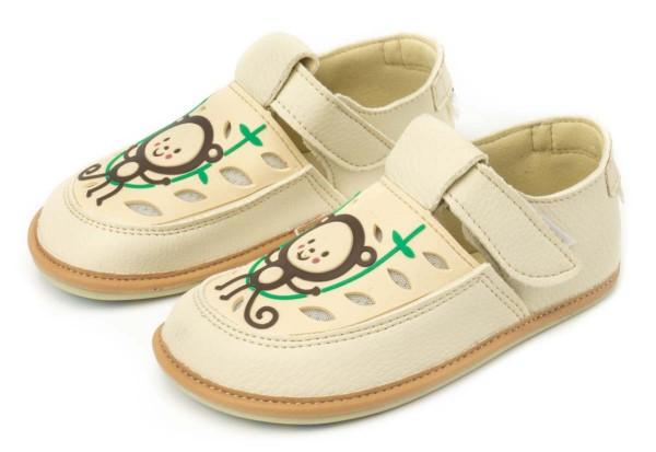 Magical Shoes kids ~ Gaga Vegan ~ Monkey Beige