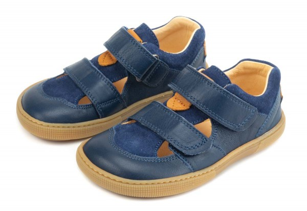 Koel bare ~ Bio Sandale ~ Blau