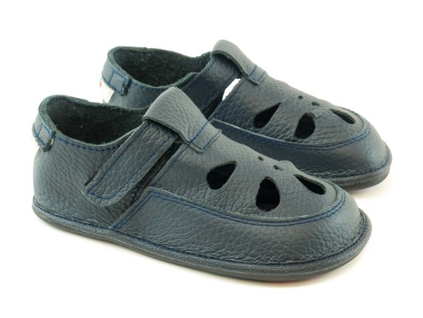 Magical Shoes ~ Sandale Coco ~ navy blau