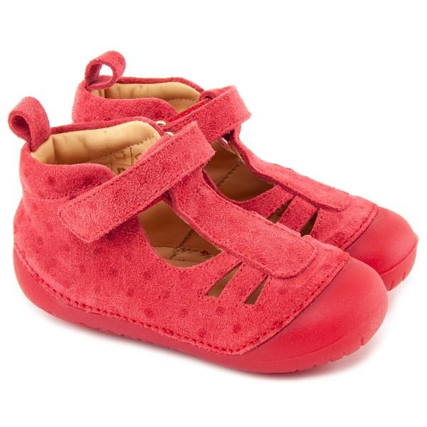 Ocra ~ Lauflern Sandale ~ kirsche