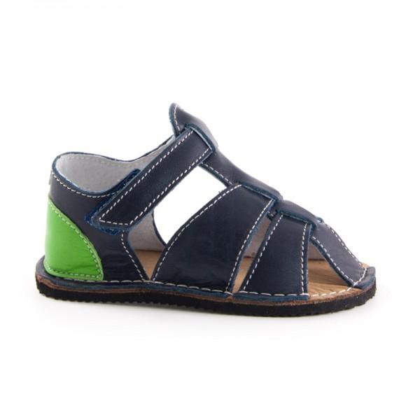 ZeaZoo ~ Sandale Goby ~ blau grün