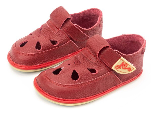 Magical Shoes kids ~ Sandale Coco ~ Rot