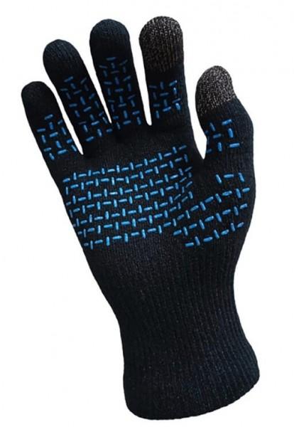 DexShell ~ wasserdichte Handschuhe ~ Ultrallite ~ schwarz/blau