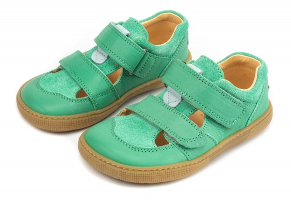 Koel bare ~ Bio Sandale ~ Mintgrün