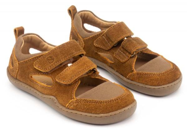 bLifestyle ~ Bio Sandale ~ Kammmolch Walnuss