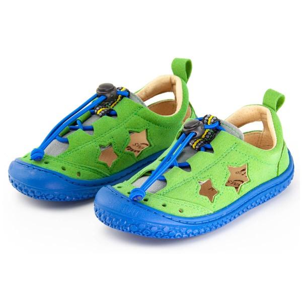 Filii ~ vegane Sandale ~ apfel/blau