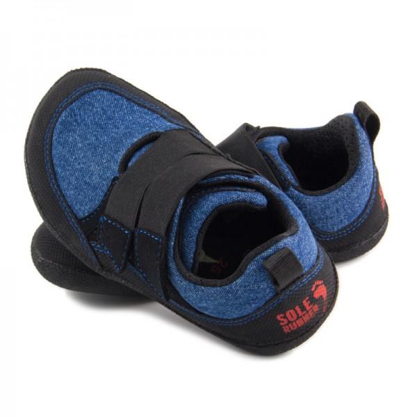 Sole Runner ~ Puck ~ blau/schwarz