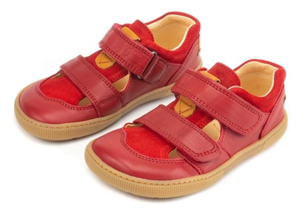 Koel bare ~ Bio Sandale ~ Rot
