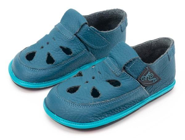 Magical Shoes kids ~ Sandale Coco ~ Dunkelblau