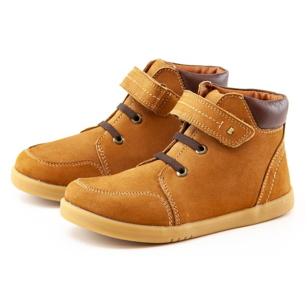 bobux kid+ ~ Timber Boot ~ Mustard