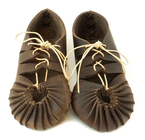 UnBound Foot ~ Bundschuh ~ dunkelbraun