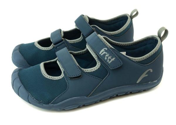 freet ~ Sandale Nomad ~ blau