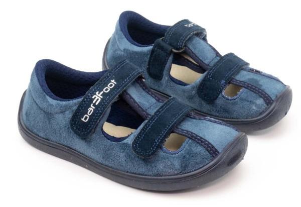 bar3foot ~ Sandale ~ Dunkelblau