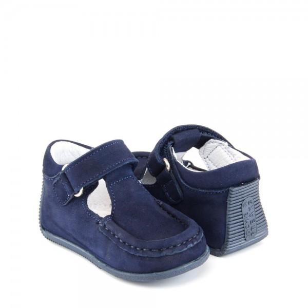 Jochie ~ Lauflernschuh Sandale ~ dunkelblau