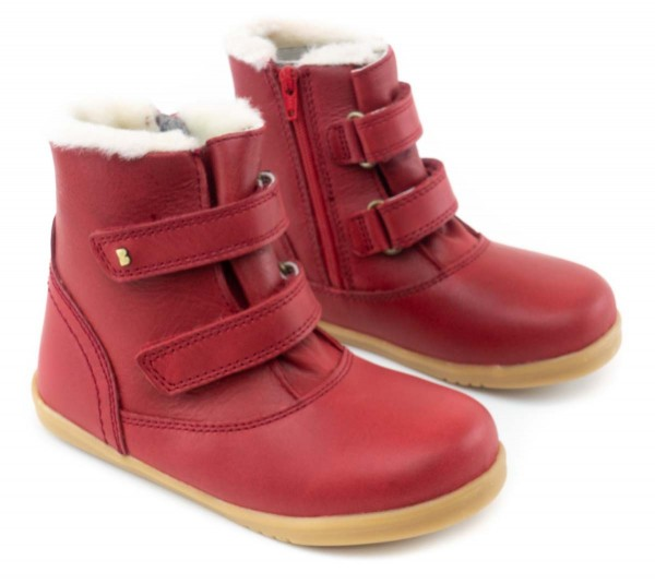 bobux i-walk ~ Winterboot Aspen Arctic ~ Rio Red