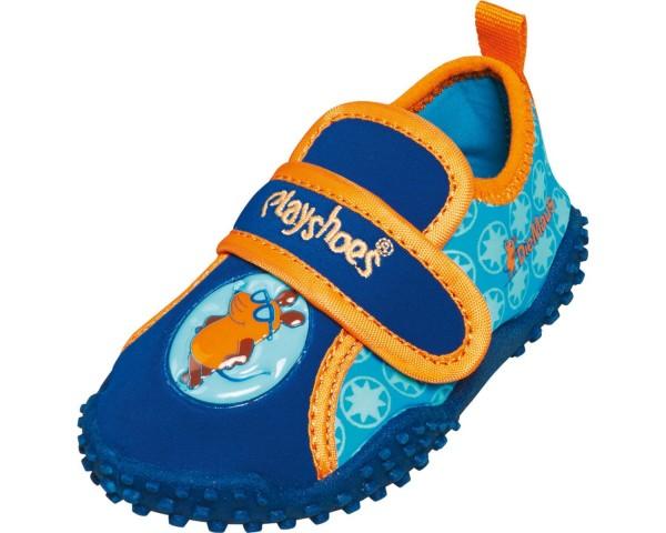 "Playshoes ~ Aqua Schuh ~ ""Die Maus"" (blau)"