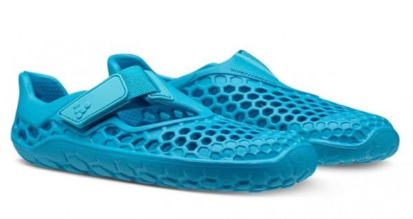 Vivobarefoot |k ~ vegane Sandale Ultra ~ Blue