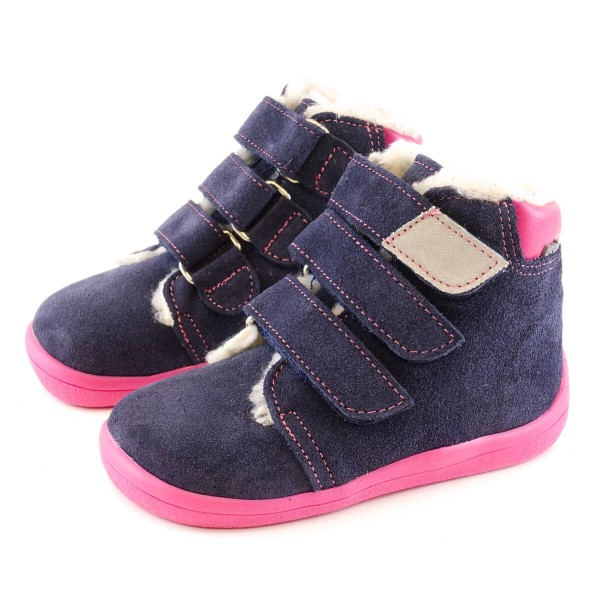 beda ~ Leder Boot TEX+Wolle ~ Elisha