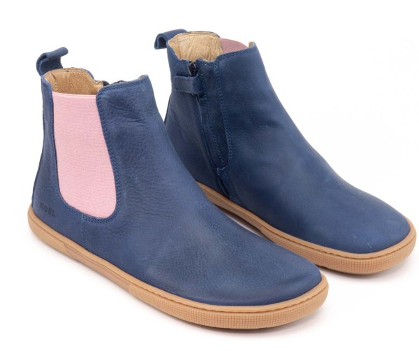 Koel ~ Chelsea Boot ~ Navy