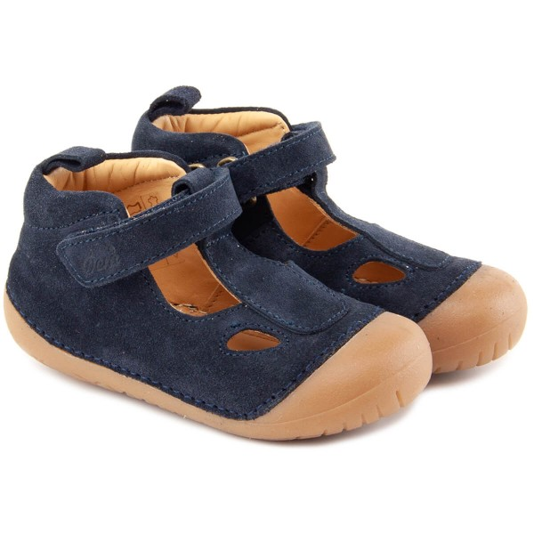 Ocra ~ Lauflern Sandale ~ marine