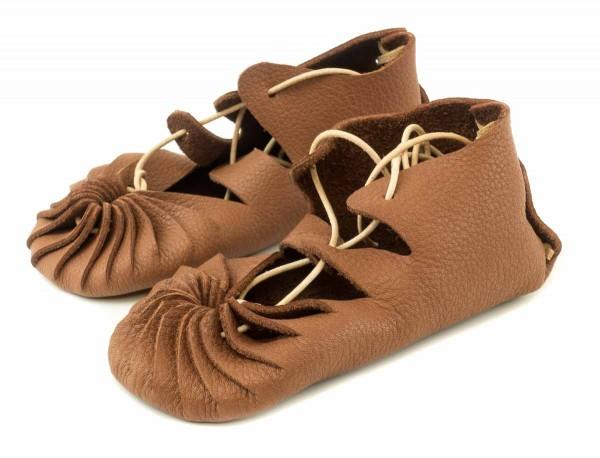 UnBound Foot ~ Bundschuh ~ braun