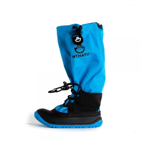 MyMayu ~ Traveller Boots ~ türkis/schwarz
