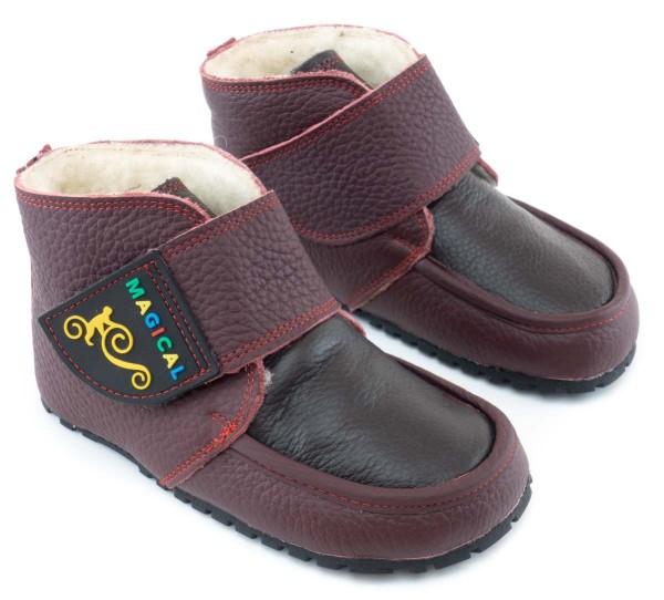 Magical Shoes ~ Ziu Ziu ~ burgunder