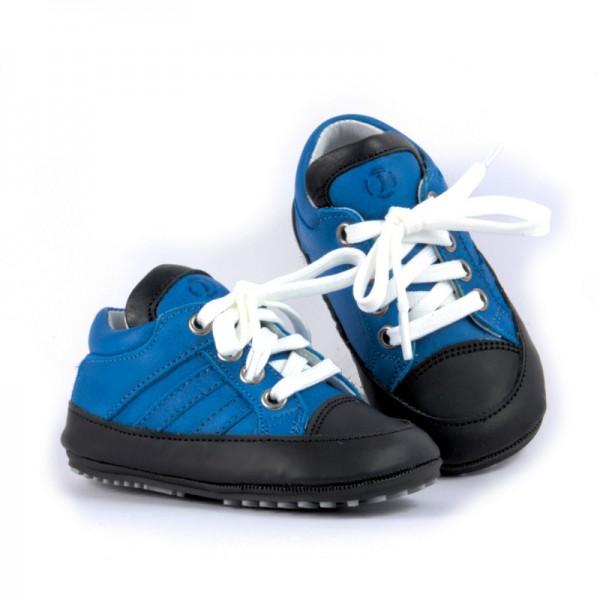 Jochie ~ Lauflernschuh Sneaker ~ blau