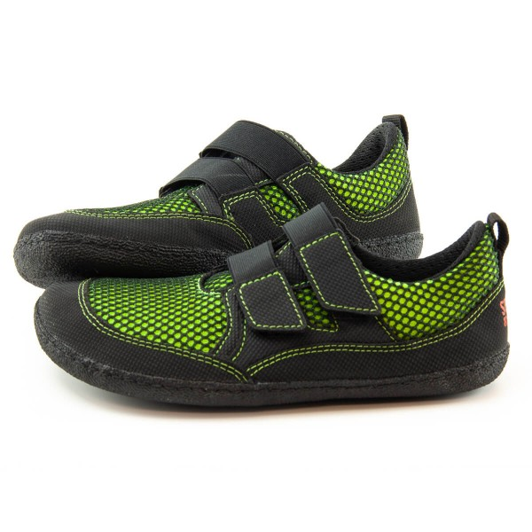 Sole Runner ~ Puck LE ~ Green/Black