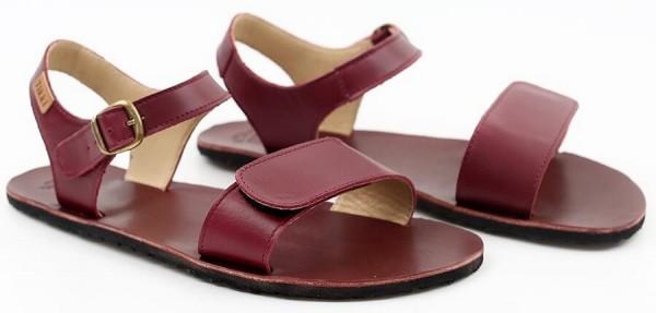 Tikki ~ Sandale Vibe ~ Burgundy