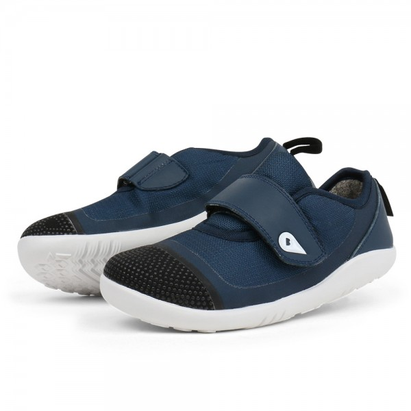 Barfußschuh bobux ~ kid+ Lo Dimension ~ blue bei