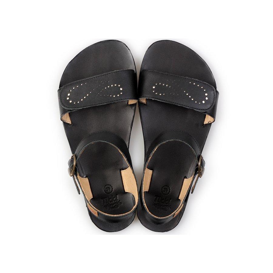 Tikki ~ Sandale Vibe ~ Infinity Black