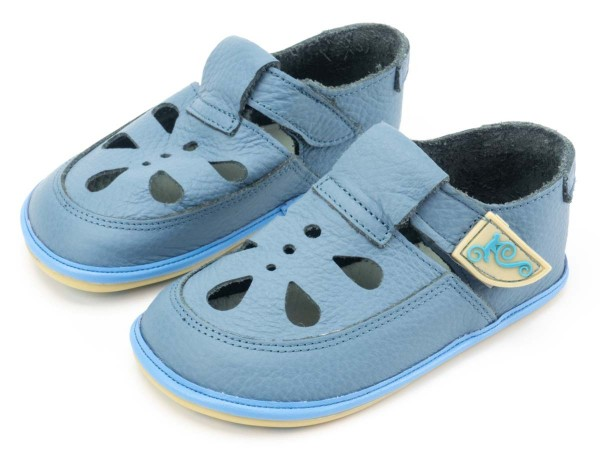 Magical Shoes kids ~ Sandale Coco ~ Hellblau