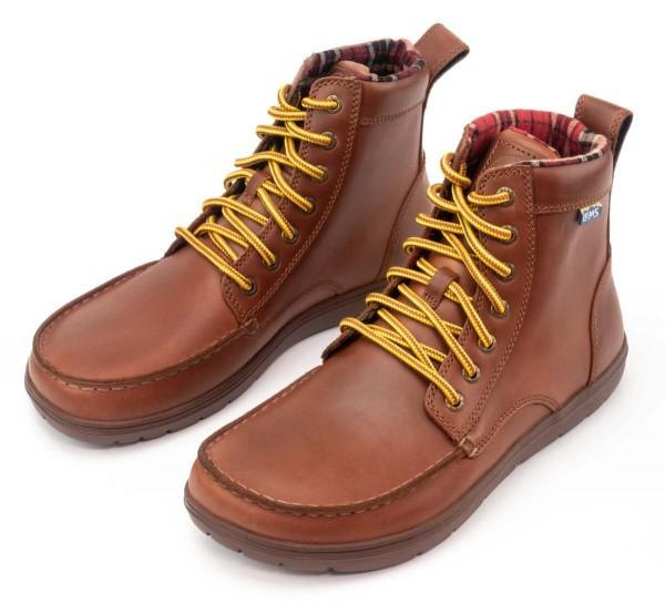 Lems ~ Boulder Boot Leder ~ Braun
