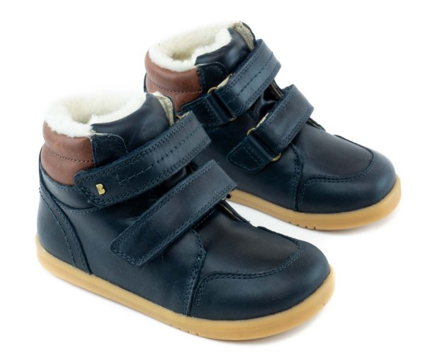 bobux i-walk ~ Timber Arctic Boot ~ Navy