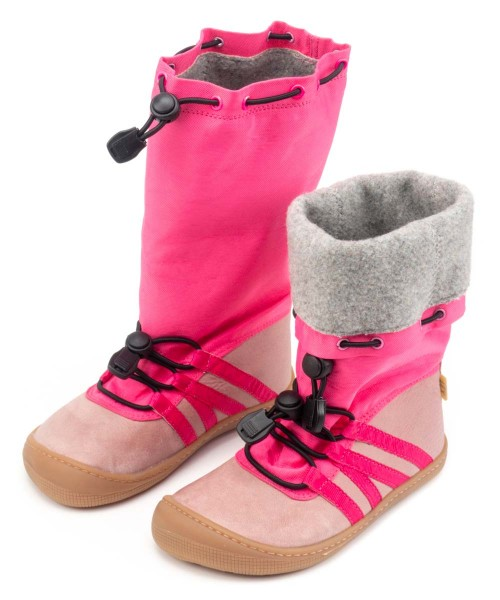 Koel bare ~ kleiner Rana ~ pink