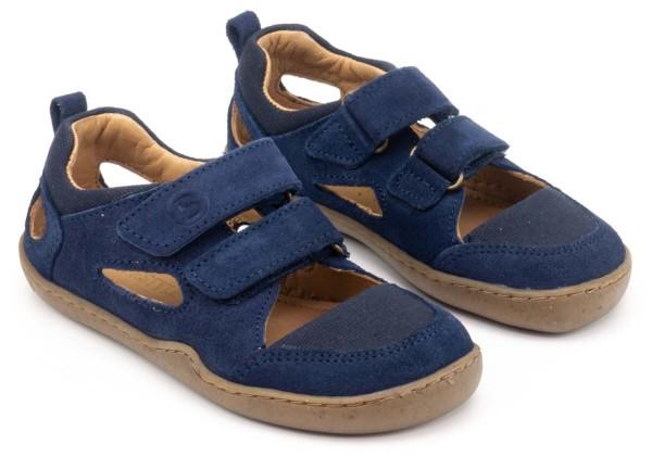 bLifestyle ~ Bio Sandale ~ Kammmolch Marine