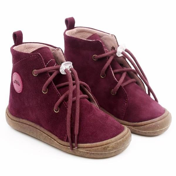 Tikki kids ~ Boot Beetle ~ purple