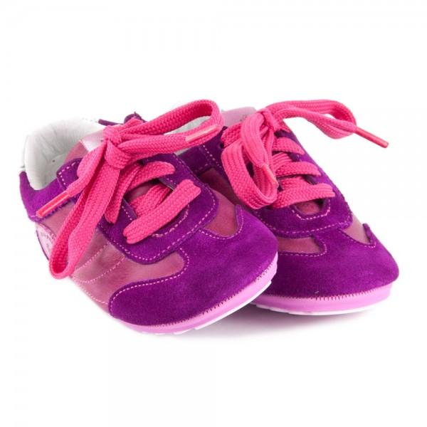 Jochie ~ Lauflernschuh Sneaker ~ purple