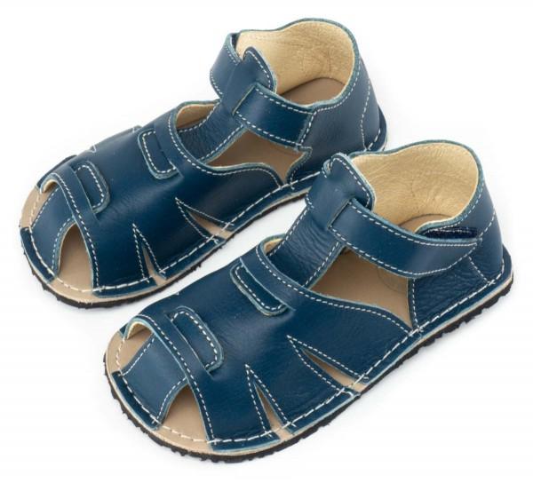 ZeaZoo ~ Sandale Shell ~ blau