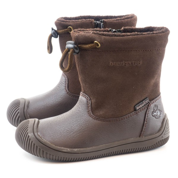 ~ Bundgaard Boot Walk fleece Dunkelbraun Tex 0P8wOXnk