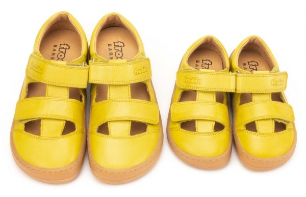 Froddo ~ Sandale ~ Gelb