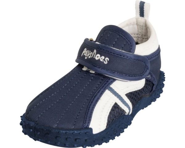 Playshoes ~ Aqua Schuh ~ sportiv blau