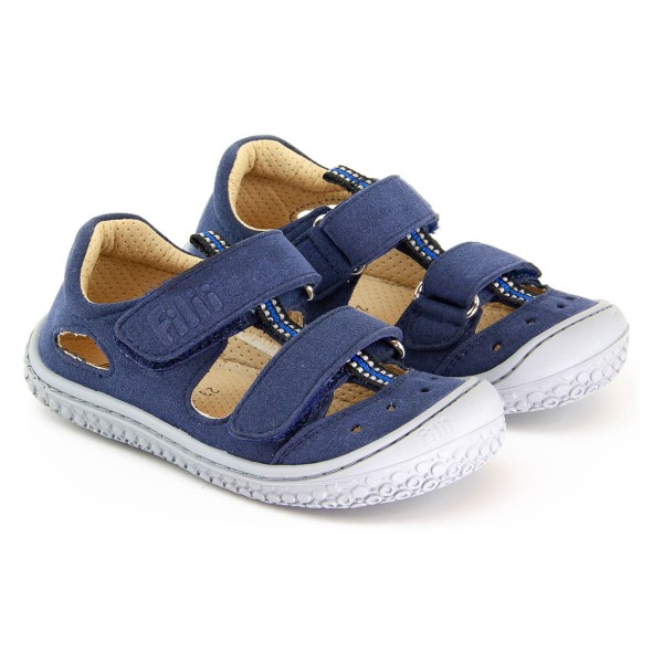 Filii ~ (W) vegane Sandale ~ blau