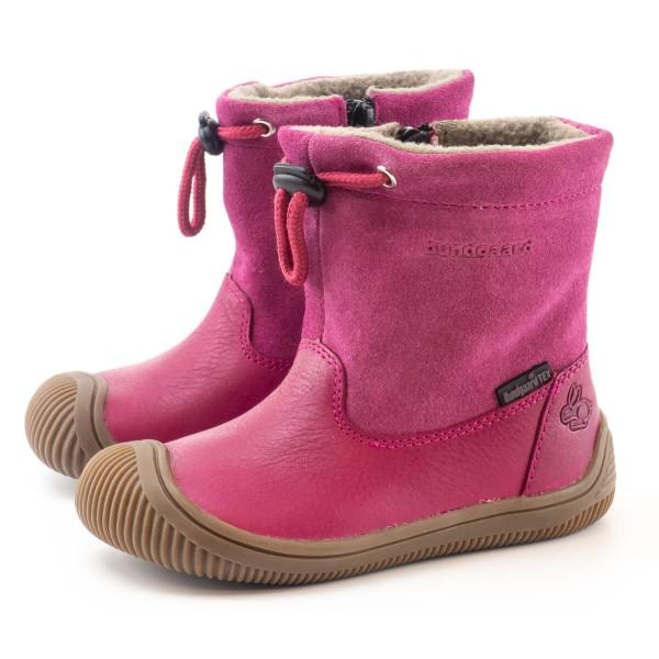 Bundgaard ~ Boot Walk TEX+Fleece ~ Rose