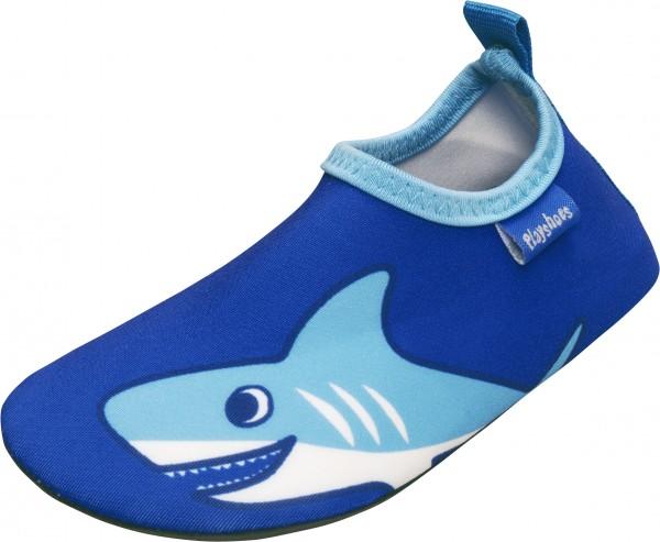 Playshoes ~ Barfuß-Schuh ~ Haifisch