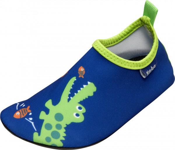 Playshoes ~ Barfuß-Schuh ~ Krokodil
