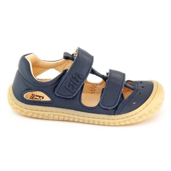 Filii ~ (W) Bio Sandale ~ dunkelblau